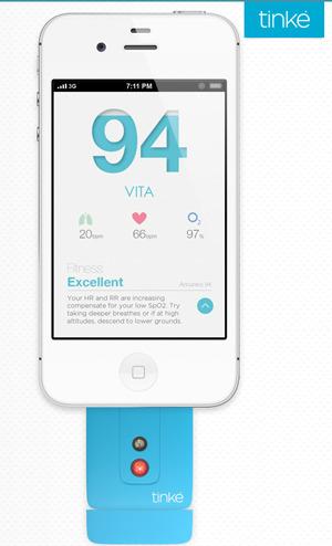 Tinké - Zensorium unveiled its Sensor | UX-UI-Wearable-Tech for Enhanced Human | Scoop.it