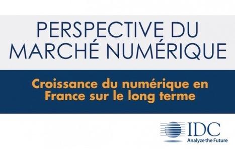 Les perspectives du numérique en France, selon IDC | Veille Informatique par ORSYS | Scoop.it
