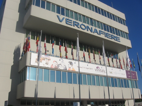 AUJOURD'HUI LE DEBUT OFFICIEL DE LA 47EME EDITION DU VINITALY DE VERONE | Actualités du monde viticole | Scoop.it