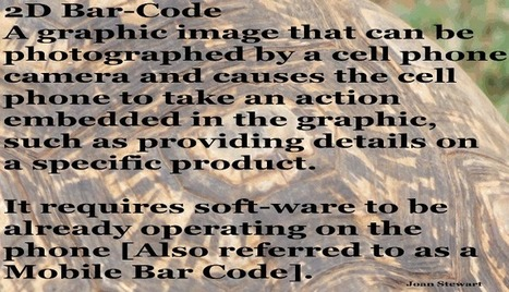 Evergreen 2D Bar Code #MobileMarketing | Social Media and Mobile Websites | Scoop.it