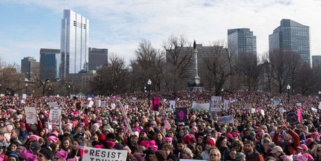 Here's What The Nation's Women's Marches Looked Like | LibertyE Global Renaissance | Scoop.it