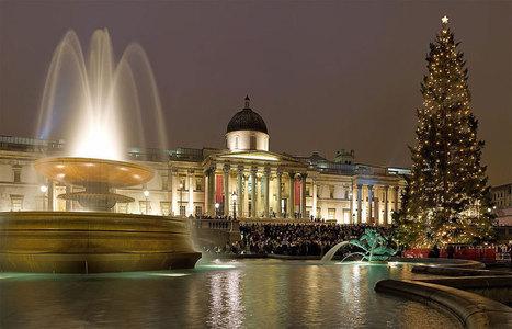 Christmas in London • Jigsaw Says Blog | Womens Fashion | Scoop.it