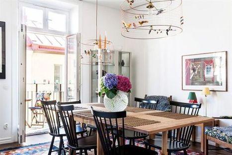 Une maison de ville atypique | PLANETE DECO a homes world | Céka décore | Scoop.it