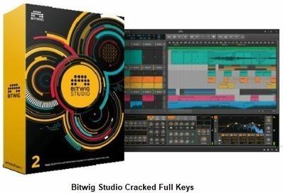 bitwig studio 2.3 keygen