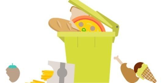 Gaspillage: 41,2tonnes de nourriture jetées chaque seconde dans le monde