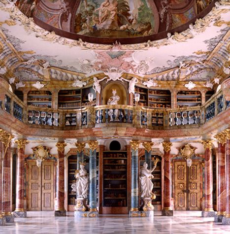 20 Gorgeous Library Designs - Enlightening Structures ... | Library design and architecture | Scoop.it