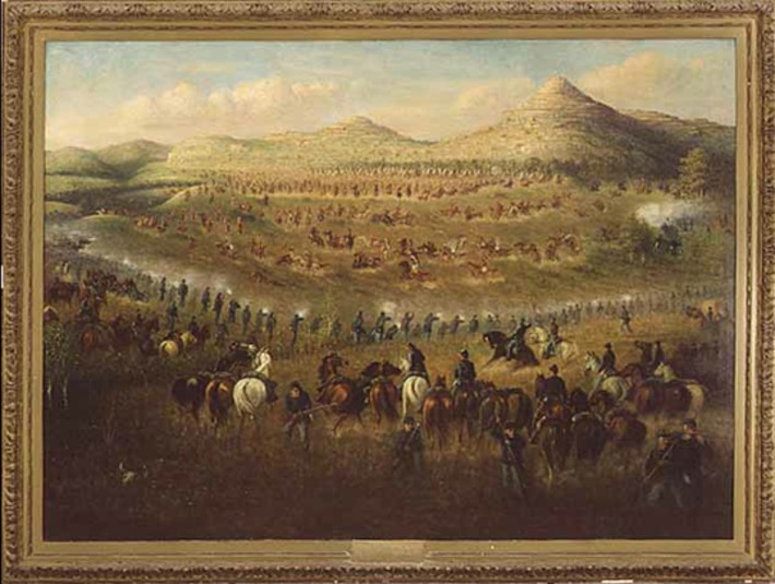 Native History: General Sully's Bloody 1864 Campaign   Indian Country Today   Kiosque du monde : Amériques   Scoop.it
