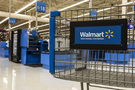 Walmart Wants to Store Payment Data On a Blockchain | IT News | Scoop.it