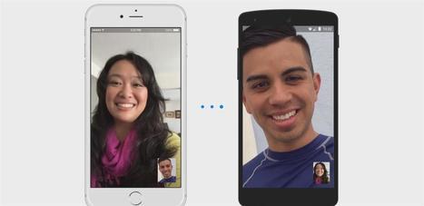 Facebook Messenger gère nativement les appels en vidéo sous Android et iOS | TechRevolutions | Scoop.it