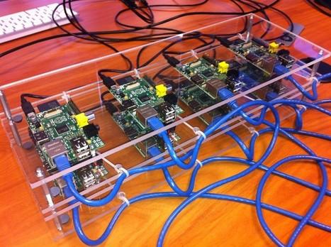 Raspberry PI Cluster Part 1 - Lab7 | Raspberry Pi | Scoop.it