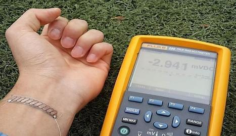 Power arm band for wearables harvests body heat | Interesting Engineering | Scoop.it