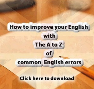 A to Z of correct English | TEFLTech | Scoop.it