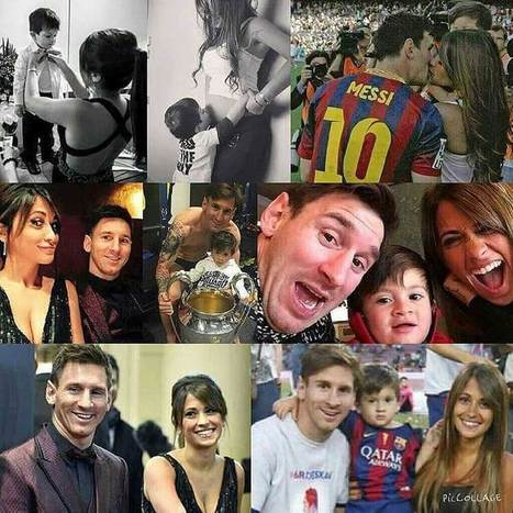Latest Lionel Messi family Photos and videos- Soccer news   WhatsApp