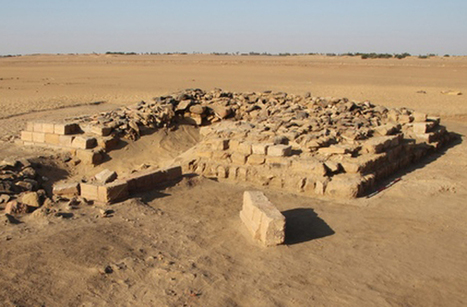The remains of 16 pyramids with tombs underneath have been discovered in a cemetery near the ancient town of Gematon in Sudan. They date back around 2000 years | Nubia; daily life and cultural heritage | Scoop.it