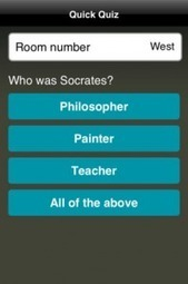 My Favorite Mobile Apps #2: Socrative (+Lesson Ideas) | Changing the Way We Teach | Scoop.it
