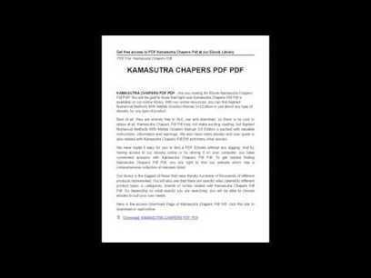 Kamasutra ebook free download pdf bahasa indonesia