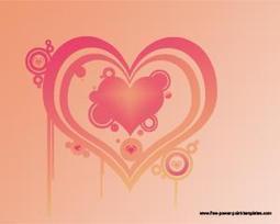 Diseño de Diapositiva de Corazón para Presentaciones de Amor | Plantillas PowerPoint Gratis | Presentaciones PowerPoint | Scoop.it