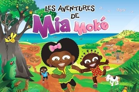Mia Moké : une héroïne sensibilise les enfants sénégalais à l'écologie | EFFICYCLE | Scoop.it