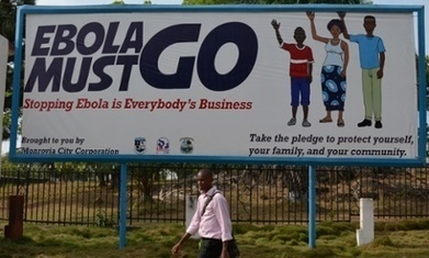 Liberia almost clear of Ebola after last patient is discharged from care | Politics economics and society | Scoop.it