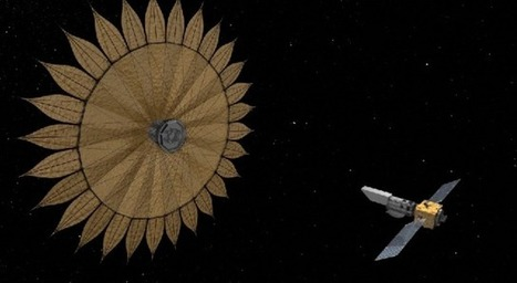 Flower power : NASA reveals spring starshade animation | The Blog's Revue by OlivierSC | Scoop.it