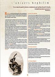 Guide du Joueur pour Nephilim 4 ! | Jeux de Rôle | Scoop.it