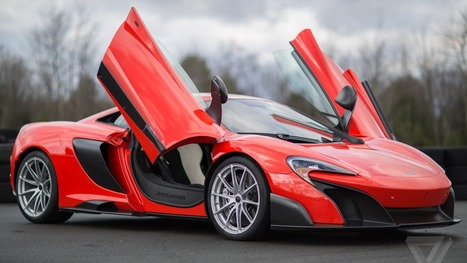 McLaren gets picked to make a more powerful battery for Formula E | All About Cars. | Scoop.it