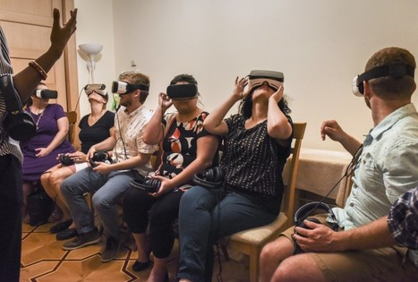 Auschwitz, sex assault and police shootings — where virtual reality is going next | Augmented, Alternate and Virtual Realities in Higher Education | Scoop.it