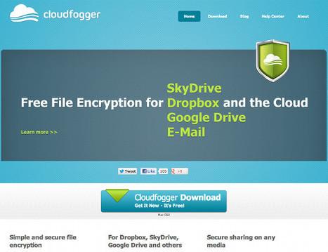 CloudFogger : logiciel gratuit pour crypter Dropbox, SkyDrive, Google Drive et autres | So What ? | Scoop.it