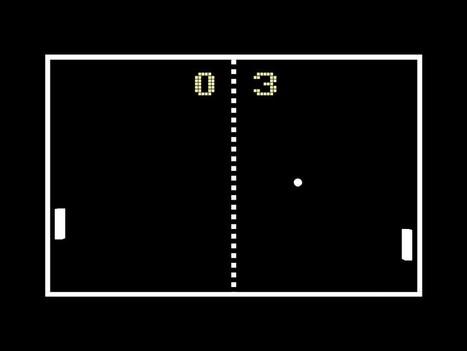 Brève histoire du jeu vidéo | Jeux vidéos et bibliothèques | Scoop.it