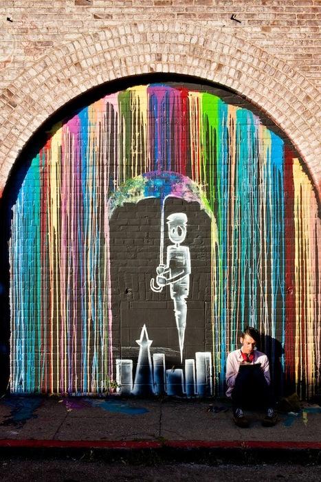 106 of the most beloved Street Art Photos – Year 2010 | STREET ART UTOPIA | Socialart | Scoop.it