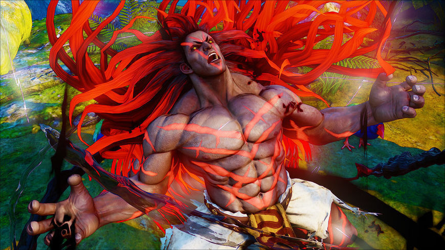 Newcomer Necalli Joins Street Fighter V | BagoG