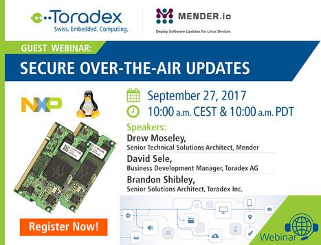 Toradex Computer Modules | Scoop it