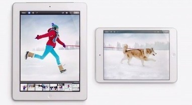 Two new iPad ads hit the airwaves - tuaw.com | No Stylus - All about Touch Screen | Scoop.it