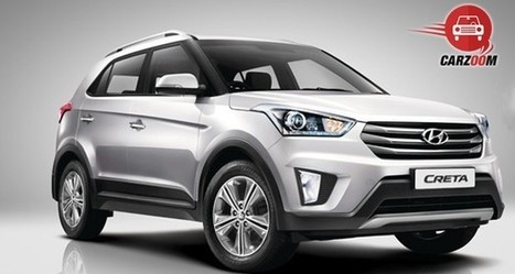 Hyundai Creta prices to start from Rs. 9 lakh; garners over 10,000 pre-bookings | Cars | Mobiles | Coupons | Travel | IPL | Scoop.it