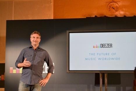 Deezer : une version gratuite et quelques améliorations | Les news du Web | Scoop.it