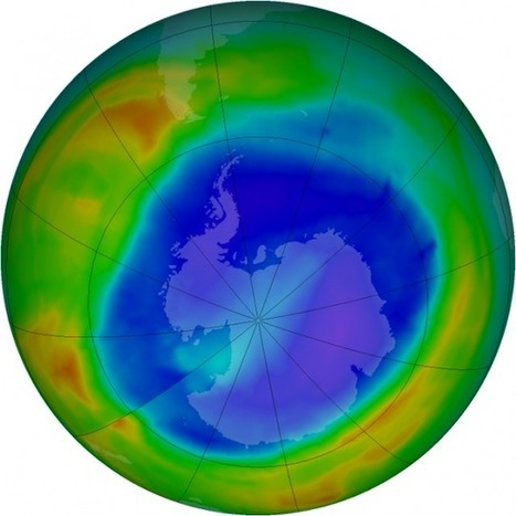 The Dangerous Hole In The Ozone Layer Is Healing, And It's Because Of A Global Agreement | Cooperation Theory & Practice | Scoop.it