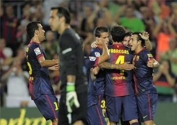... Y Villa hizo que la fiesta fuese completa | barca | SPORT.es | FCBarcelona | Scoop.it