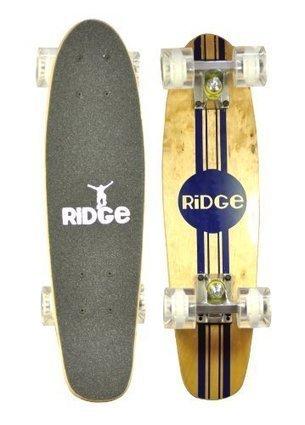 19d6164840d Ridge Maple Mini Retro Cruiser Skateboard - Cle...