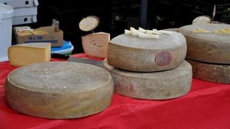 Les chiffres de la fabrication de fromages au lait cru en 2011 | Brazilian cheeses | Scoop.it