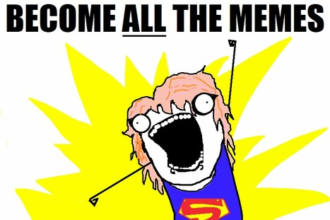 Everything you need to make your own memes | Digital Cinema - Transmedia | Scoop.it
