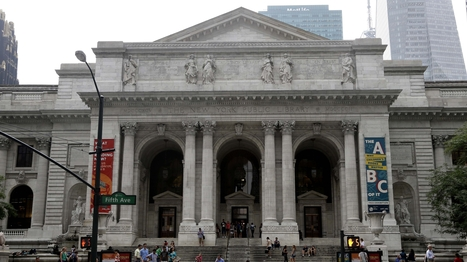 Book News: Happiness Study Says Library Trips Are As Good As A Pay Raise | Middle School information seekers | Scoop.it
