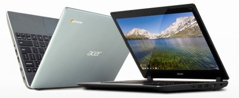 Acer C7 Chromebook unveiled.. $199 | Mobile IT | Scoop.it