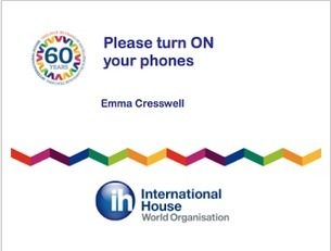 IHTOC60: Please turn ON your phones - Emma Cresswell | English Teaching, Languages and Education Matters | Scoop.it