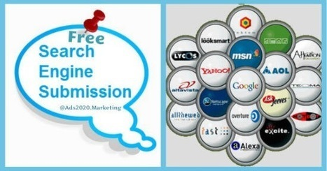 free search engine submission list 2018