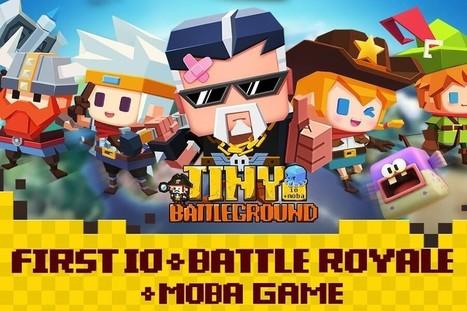 Download Tiny Battleground (APK MOD V1 0 12) En