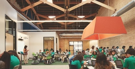 Class. K-12 SCHOOL SECTOR GIANTS: To succeed, school design must replicate real-world environments | Library learning spaces | Scoop.it