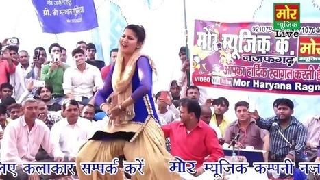 Kheer Ki Thali Sapna Dance Video | Sapna Dance | Scoop.it