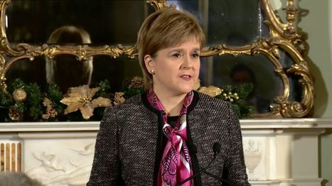Sturgeon: UK could stay in single market - BBC News | My Scotland | Scoop.it
