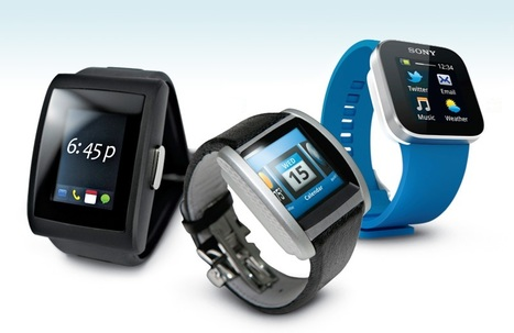 Smart watch shipments to hit 5M units in 2014 as Apple, others rumored to enter market | News | Scoop.it