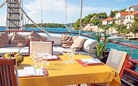 Croatia by gulet: a gentle cruise around the Dalmatian coast - Telegraph.co.uk | Cruises | Scoop.it